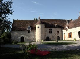 Ferme-Château de Cordey & Spa, Cordey (рядом с городом Les Loges-Saulces)