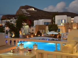 Chora Resort Hotel & Spa, Хора-Фолегандрос