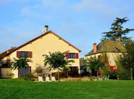 Domaine des Ormeaux, Ajat (рядом с городом Limeyrat)