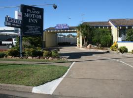 The Plains Motor Inn, Gunnedah