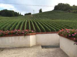 La Loge Du Vigneron, Vauciennes