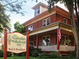 The Australian Walkabout Inn