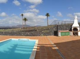 Vista Timanfaya