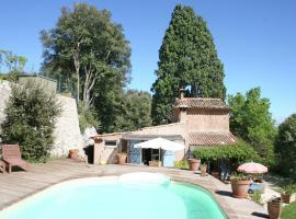Holiday home Le Paradis, Moissac-Bellevue (рядом с городом Régusse)