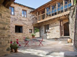 Casa rural Valle del Duerna, Chana de Somoza (рядом с городом Quintanilla de Somoza)