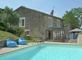 Holiday home Les Clos De Coulouvres 2, Brouzet (рядом с городом Carnas)