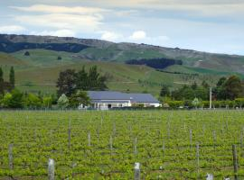 Dunnolly Vineyard Cottage, Waipara