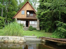 Holiday home Lida, Člunek (Kunžak yakınında)