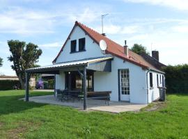 Holiday home Authie, Villers-sur-Authie