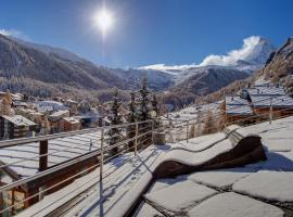 Backstage Hotel Serviced Apartments, Zermatt