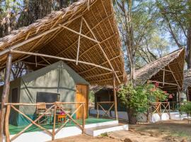 AHG Kuwinda Ecolodge Tented Camp, Koito