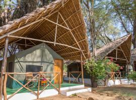 AHG Kuwinda Ecolodge Tented Camp, Който