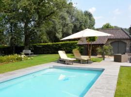 B&B Jardin d'Ocq, Ellezelles (Wannebecq yakınında)