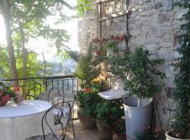 The Bergamot, Tursi (Montalbano Jonico yakınında)
