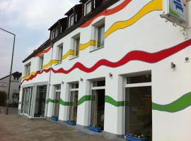 Hotel Appart, Osnabrück (Gohfeld yakınında)