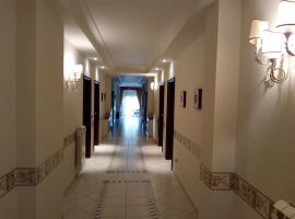 Hotel Ristorante Villa Rosa, Brognaturo (Vallelonga yakınında)