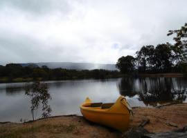 Grampians Getaway, Halls Gap (Lake Fyans yakınında)