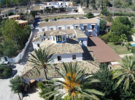 Hotel Tossal d'Altea, Altea (Llano del Castillo yakınında)