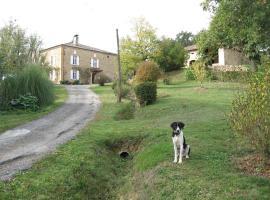Le Marques, Saint-Frajou (рядом с городом Peyrissas)