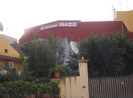 Al Terrazzo B&B, Olivarella (Santa Lucia del Mela yakınında)