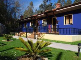 Apartamentos Rurales Les Mestes, Tazones (Liñero yakınında)