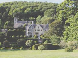Owlpen Manor Cottages, Uley