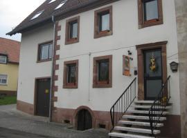 Martinas-Gästehaus, Hornbach