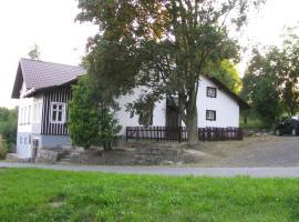Chalet Nisou, Zlatá Olešnice (Rejdice yakınında)