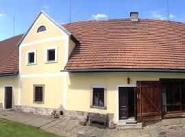 Karakter 1, Vernéřovice (Mezimesti yakınında)