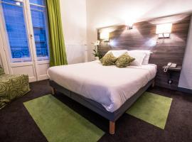 Hotel Actuel Chambéry Centre Gare, Chambéry