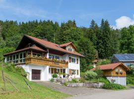 Am Kreuzfelsen, Dachsberg im Schwarzwald (Wittenschwand yakınında)