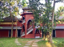 Vala House, Черай-Бич (рядом с городом Pallipuram)