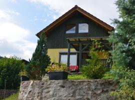 Holiday home Hexenhaus, Neuwerk
