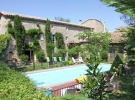 Chez L Antiquaire, Saint-Césaire-de-Gauzignan (рядом с городом Saint-Jean-de-Ceyrargues)