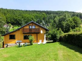Holiday home Steinbach-Hallenberg 1, Kurort Steinbach-Hallenberg (Viernau yakınında)