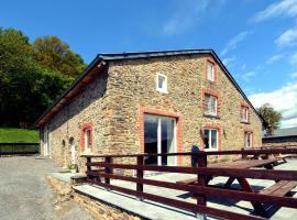 Holiday home La Ferme 2, Trou de Bra (Monchenoul yakınında)