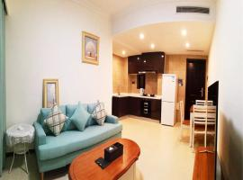 Respect Travel Apartment (Mission Hills), Haikou (Longqiao yakınında)