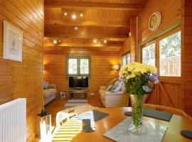 Log Cabin, Wisbech (рядом с городом Gedney Hill)