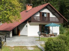 Jacob's Lodge, Гозд-Мартулек