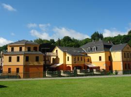 Hotel Střelnice, Teplice nad Metují