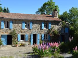Maison De Vacances - Lanarce, Lanarce (рядом с городом Pradelles)