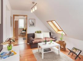Apartment Ilmenau, Ilmenau (Neuhaus yakınında)