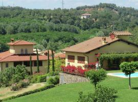 Podere Enrica Rosmarino, San Giovanni Valdarno (Meleto yakınında)