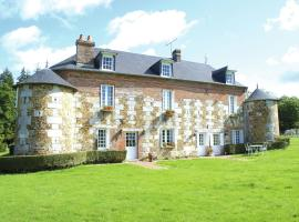 Maison De Vacances - La Trinite-De-Reville, Saint-Agnan-de-Cernières (рядом с городом Gisay)