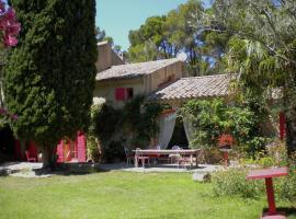 Villa - Mornas, Uchaux (рядом с городом Mondragon)