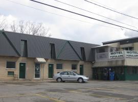 Motel Populaire, Trois-Rivières (Sainte-Angèle-de-Laval yakınında)