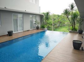 Nite and Day Residence Alam Sutera - Tanggerang, Serpong