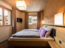 Apartment PRIVÀ Alpine Lodge DLX1, Lenzerheide (Valbella yakınında)