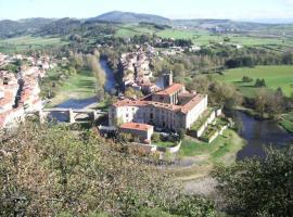 L'estaou, Lavoûte-Chilhac (рядом с городом Chilhac)