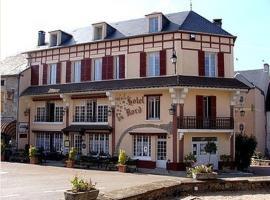 Hotel du Nord - Restaurant le Saint Georges, Quarré-les-Tombes (рядом с городом Dun-les-Places)